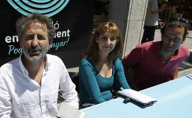CSeM no quiere perder votos de la izquierda y cede ante Podemos