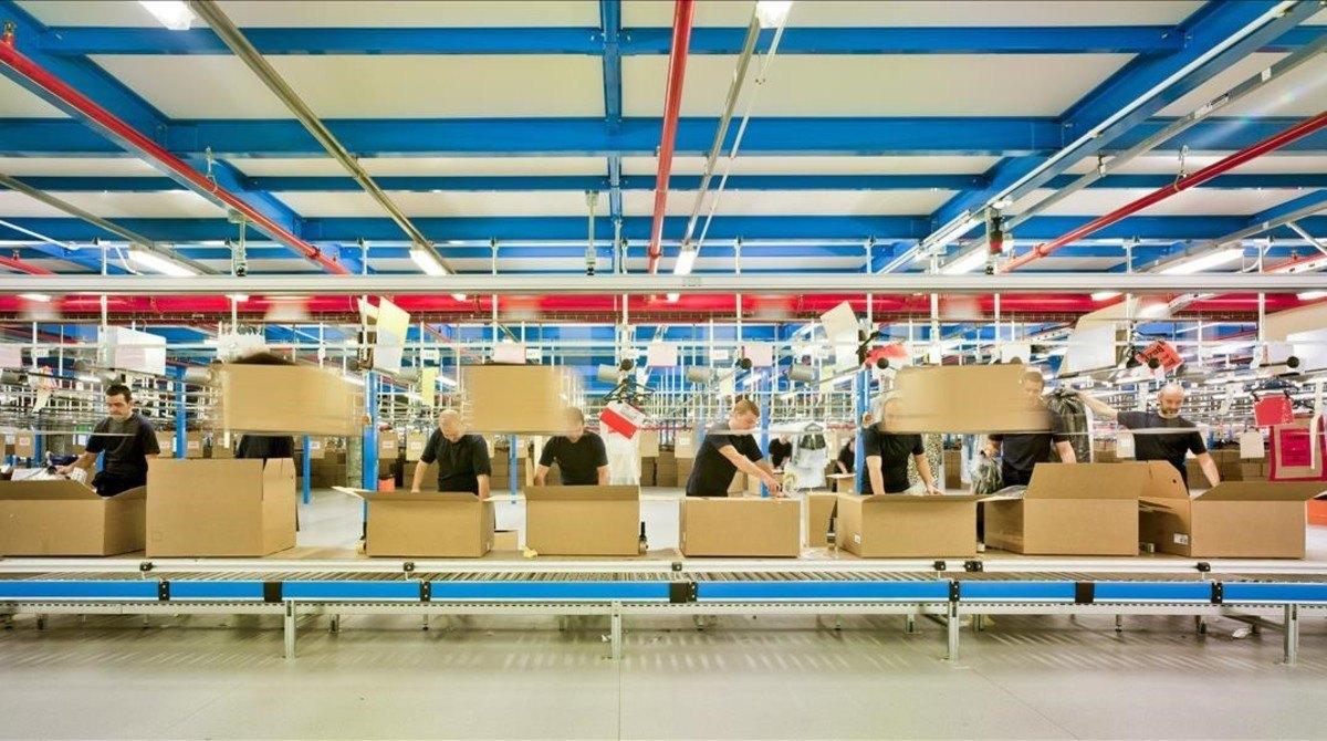 Inditex ya supera los 26.000 millones creciendo un 3%