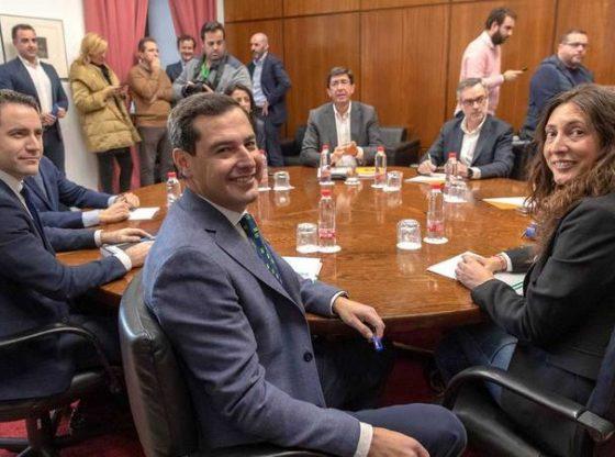 Los partidos PP y Ciudadanos ponen sobre la mesa su propuesta para las mujeres