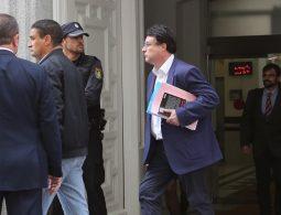 Nuet fue expulsado por los comunes del grupo parlamentario por ir a las generales con ERC