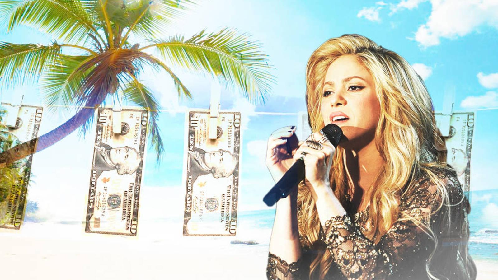 Shakira es investigada por seis delitos contra Hacienda